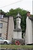 SO2160 : New Radnor War Memorial by Bill Nicholls