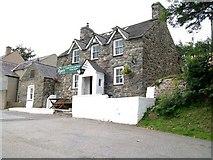SH2332 : Ty Newydd Inn, Sarn by Eric Jones