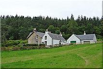 NG5536 : Raasay Free Church Manse by John Allan