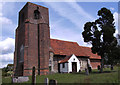 TL9919 : St Andrew's Church, Abberton, Essex by Peter Stack