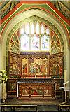 TQ2879 : St Paul, Wilton Place, London SW1 - South chapel by John Salmon
