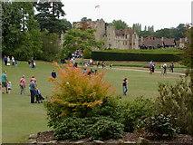 TQ4745 : Hever Castle by Alan Hunt