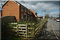 SP0449 : New houses on Leys Road by Philip Halling