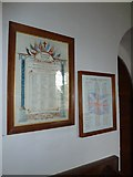 TM4160 : St Mary Magdalene, Friston: Roll of Honour by Basher Eyre