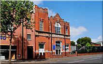 J3475 : Salvation Army hall, Belfast by Albert Bridge