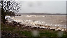 NX6548 : Stormy tide by Helen Bowick