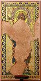 TQ2879 : St Peter, Eaton Square, London SW1 - Mosaic by John Salmon