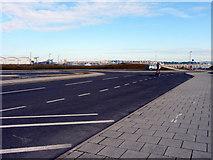SY6874 : Road near Portland Marina, Dorset by Christine Matthews