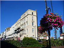 TQ8109 : Wellington Square, Hastings by Colin Smith