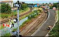 J4792 : Whitehead excursion station by Albert Bridge