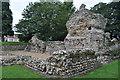 TF9821 : North Elmham Chapel/Castle by Ashley Dace