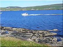 HU4840 : Bressay Sound by Colin Smith