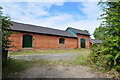 TG0433 : Melton Constable Goods Shed by Ashley Dace