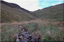 NT1414 : Games Gill from below by Jim Barton