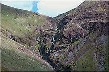 NT1514 : Firthhope Linn by Jim Barton
