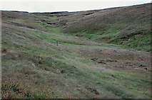 NT1514 : Upper reaches of Little Firthhope Burn by Jim Barton