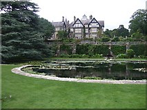 SH7972 : Bodnant House and Gardens by Kev Griffin
