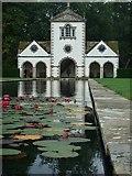 SH7972 : Pin Mill in Bodnant Garden by Kev Griffin