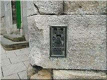 TL8683 : Flush bracket on St Peter's church, Thetford by Adrian S Pye