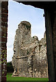 TL8683 : The ruins of Holy Sepulchre Priory, Thetford by Evelyn Simak