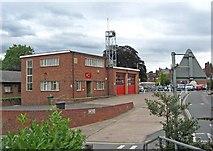 SO7875 : Bewdley Fire Station, Dog Lane by P L Chadwick