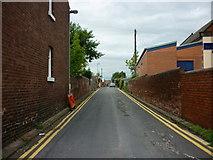 SE3320 : Back Grantley Street, Wakefield by Ian S