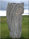 NB2133 : Callanish Standing Stone by Carol Walker