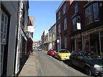 TA1767 : High Street, Bridlington, view to the west by Stefan De Wit