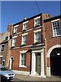 TA1767 : Town houses on High Street, Bridlington by Stefan De Wit