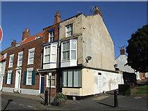 TA1767 : Houses on corner of High Street / St Johns Street,  Bridlington by Stefan De Wit