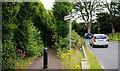 J2866 : The Ballyskeagh Road near Dunmurry (4) by Albert Bridge