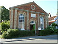 TM4469 : Westleton- former chapel, now a bookshop by Basher Eyre