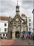 SU8604 : Chichester Market Cross by David Dixon