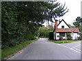 TM4374 : Wenhaston Lane by Adrian Cable