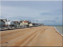 TR3752 : Deal seafront by Chris Whippet