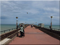TR3752 : Deal Pier by Chris Whippet