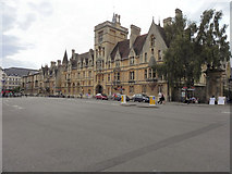 SP5106 : Balliol College Oxford by David Dixon