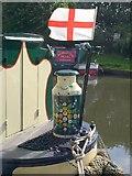 SJ7993 : Narrowboats, Bridgewater Canal by Derek Harper