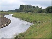 SJ8092 : River Mersey by Derek Harper