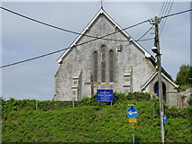 SW9980 : St Peter's Church, Port Isaac by Richard Law