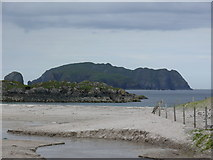 NB1340 : View from Bostadh beach by Andy Farrington
