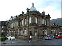 NS2982 : Helensburgh Post Office by Thomas Nugent