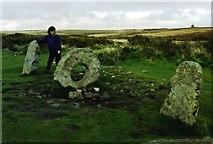 SW4234 : Men-an-Tol by David Gearing