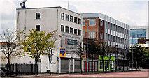 J3375 : Vacant building, Belfast by Albert Bridge