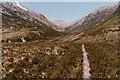 NH1423 : The bottom of Coire Leachavie by Nigel Brown