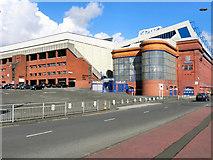 NS5564 : Ibrox Stadium by David Dixon