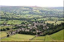 SK1482 : Castleton, Derbyshire by Graham Hogg