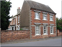 SK8065 : Sutton-on-Trent - Vine House by Dave Bevis