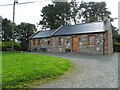 H5583 : The Old Schoolhouse, Fallagh Upper by Kenneth  Allen