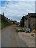 SU6615 : Buildings at Glidden Farm by Margaret Sutton